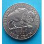 Moneda De Eeuu Five Cents Bufalo 2005