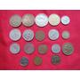 Belgica Lote 18 Monedas Diferentes