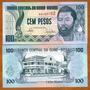 Billete De Guinea Bissau 100 Pesos Año 1990