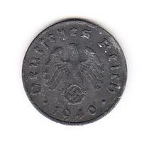 Moneda Alemana Deutscher Reich 1940 10reich Pfennigcruz Suas