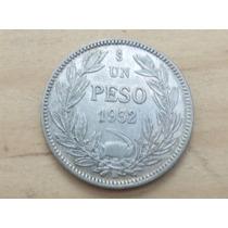 Moneda Chilena De Un Peso Año 1932