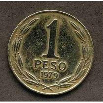 Moneda 1 Peso Año 1979