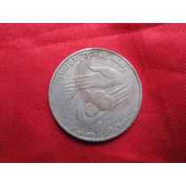 Tunez 1/2 Dinar 1983