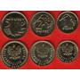 Lote De 3 Monedas De Polonia 1-2-5 Grosze 2013