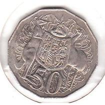Moneda Australia Elizabeth Ii 1983