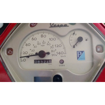 Moto Vespa 125 Cc Año 2011 , Solo 8500 Kilometros