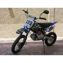 Moto 125 Cc Nueva 2015 Niño/adoles Dis Ar 17/14 Kinlon