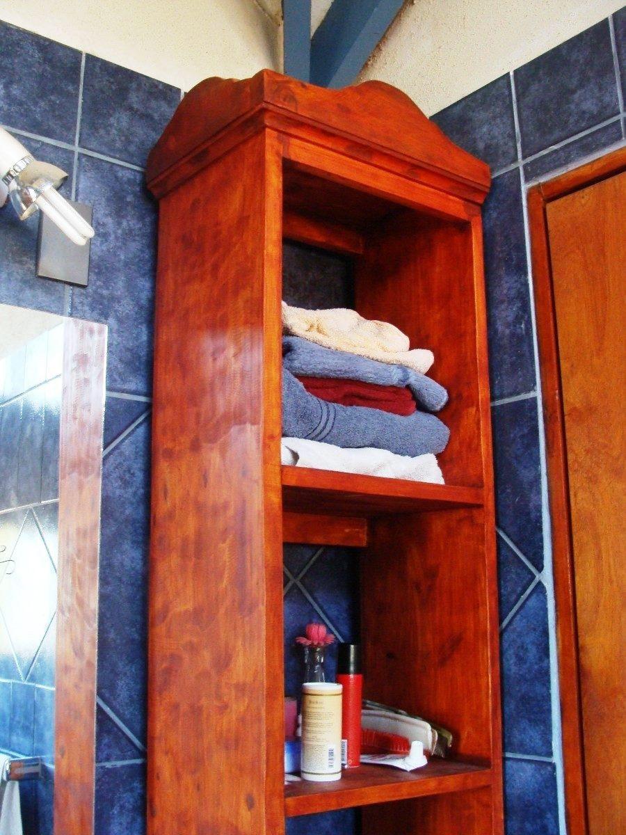 Toallero para mueble de bano for Muebles de bano estilo vintage