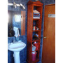 Muebles Toallero Baño Estilo Vintage 2.00x038 Cm (a Pedido)