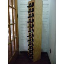 Cava Para Guardar Botellas De Vino. Capacidad 24 Botellas.