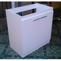 Mueble Base Para Lavaplatos 84 X 80 X 50