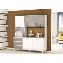 Mueble De Cocina Vittoria 4 Puertas 3 Cajones - Ikean