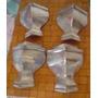Patas Aluminio Cocina Leña