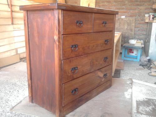 Muebles Pura Madera De Primera  $ 85000 en MercadoLibre