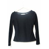 Zara, Blusa Talla S, Sin Uso, Escote En La Espalda