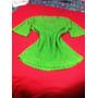 Vendo Polera En Hilo Verde Pistacho Tejida A Crochet