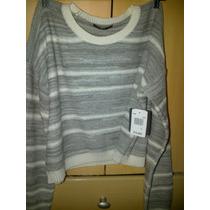 Oferta Sweater Poleron Lana Wados Talla L Nuevo Mujer