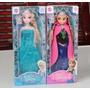 Muñeca Elsa Y Anna De Frozen