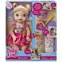 Muñeca Baby Alive Bebita Divertida Hasbro