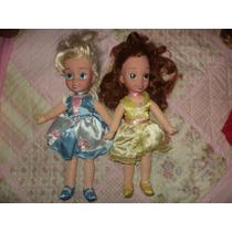 Muñecas Disney Princesas Playmates Toys