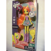 My Little Pony Fluttershy Equestria Girls