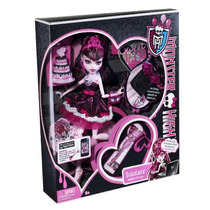 Draculaura 1600 Monster High Version Cumpleaños