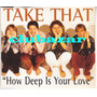 Take That Cd Single How Deep Is Your Love 1996 Ec 3 Tracks