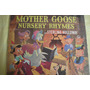 Vinilo Lp Walt Disney Present Mother Goose Nursery Rhymes