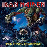 Iron Maiden Maiden The Final Frontier Cd Nuevo Sellado