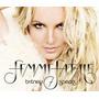 Cd Britney Spears - Femme Fatale. Edición Usa