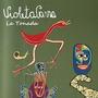 Cd Colección Violeta Parra / La Tonada (1959 Folclore)