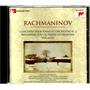 Rachmaninov Concerto Pour Piano N. 2 Cd Nuevo Y Sellado