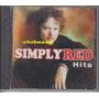 Simply Red Cd Hits Chile Nuevo Sellado 2002 Incluye 8 Temas