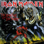 Cd - Iron Maiden - The Number Of The Beast - Sellado