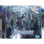 Musica De La Pelicula - Avengers - Los Vengadores