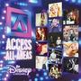Access All Areas - Disney Channel - Cd Original Y Sellado