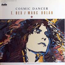 T Rex Marc Bolan Cosmic Dancer Vinilo 2da Mano