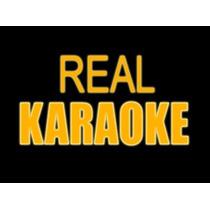 Real Karaoke, Canciones Pistas Profesional Video Bar Pub Dvd