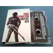 Bruce Springsteen - Greatest Hits, Cassette 1995, Como Nuevo
