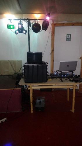 Musica Amplificacion Iluminacion Dj Para Fiestas Y Eventos