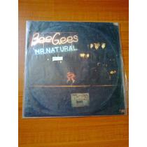 Vinilo Beegees Mr. Natural.
