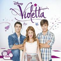 Violetta Disney Nuevo Y Sellado