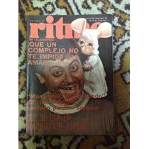 Revista Ritmo Mandolino Nº 514. Julio 1975- Manolo Otero