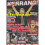 Antigua Revista Kerrang Iron Maiden Hecha En España 2006