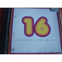 Cd Serie Telenovela 16 Chilena