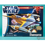 Naboo Starfighter Star Wars Hasbro Class Ii Attack Vehicles