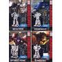 3d Metal Set4 Transformer Optimus- Megatron Figura