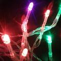 Guirnalda 20 Luces Led, Multicolor, 2,5 Mts, Con Pilas Aa