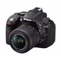 Cámara Nikon D5300 18-55mm Vr Ii | Nueva