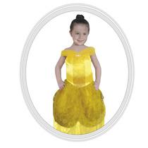 Disfraz De Niña Disney Bella 3 Años